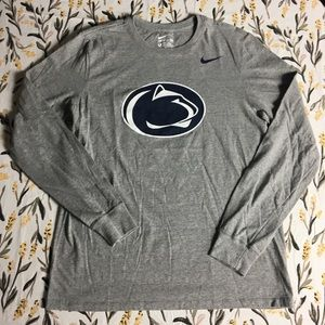 Nike Penn State Nittany Lions long sleeve
